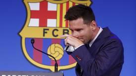 Messi's transfer saga shows football's finances are a mess