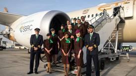 Etihad to make world's first plastic-free, ultra-long-haul flight between Abu Dhabi and Australia