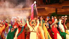 45 striking photos of Expo 2020 Dubai opening ceremony