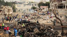 Somalia needs our support and our sympathy