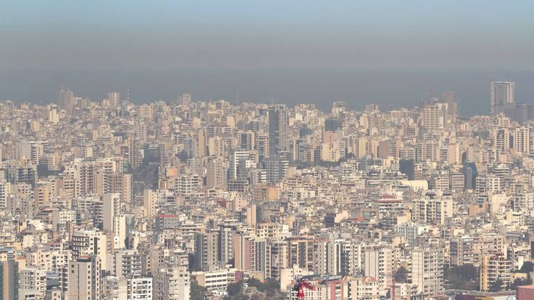 An image that illustrates this article Lebanon's recovery must be green, says environment minister ahead of Cop26