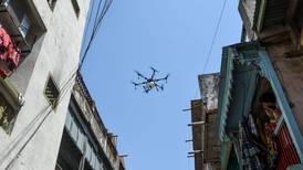 Will drones be ready for last-mile Covid-19 vaccine delivery?