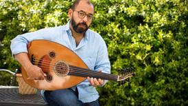 Oud to joy: Attab Haddad has the world on a string