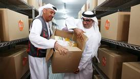 Dubai Islamic Bank sponsors food bank sites