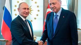 As US forces withdraw from Syria, Kurds await Putin-Erdogan meeting