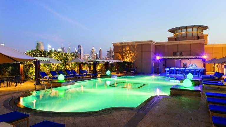 An image that illustrates this article A look inside the new Crowne Plaza Dubai Jumeirah