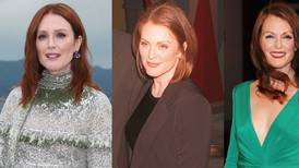 Julianne Moore's style evolution in 62 photos: is this Hollywood's queen of block colour?