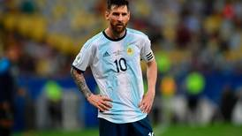 Lionel Messi yet to sprinkle his magic on Copa America as Argentina face Brazil in semi-final