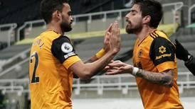 Newcastle v Wolves player ratings: Miguel Almiron 5, Joelinton 6; Roman Saiss 7, Adama Traore 7