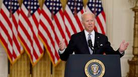 Defiant Joe Biden stands 'squarely' behind Afghanistan pullout
