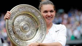 Defending champion Simona Halep withdraws from Wimbledon due to calf injury