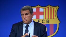 Barcelona president Joan Laporta: European Super League is still 'alive'