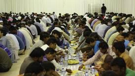Dubai cancels all Ramadan tent permits