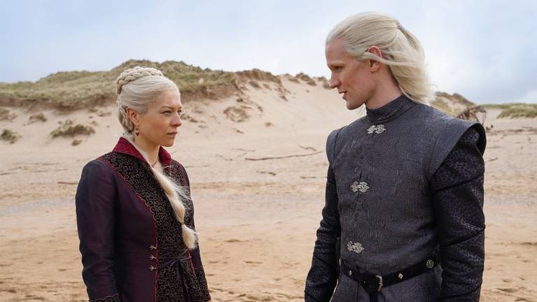 An image that illustrates this article 'House of the Dragon': teaser trailer for 'Game of Thrones' prequel series is released