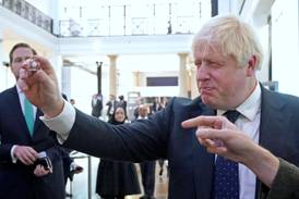 Boris Johnson is biting the business hand that has always fed him