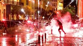 Beyond the Headlines: tear gas, fireworks and politics in Lebanon's revolution