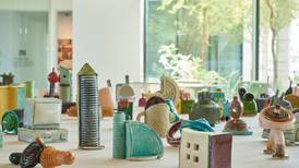 A 'Metropolis' 28 years in the making: 1,000 handmade clay objects make up piece on display at Jameel Arts Centre