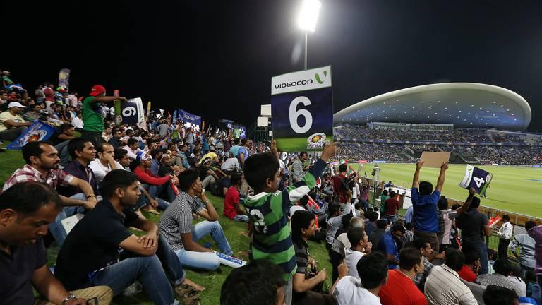 An image that illustrates this article IPL 2021: Dinesh Karthik lauds Abu Dhabi Cricket's 'best facilities'