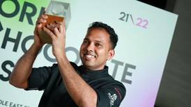 World Chocolate Masters: chef Dilip Kumara named Middle East winner