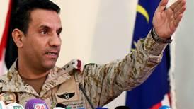 Saudi Arabia says explosion near Riyadh caused by ammonium dump blast