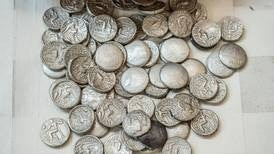 Treasure trove of priceless silver coins discovered in Sharjah