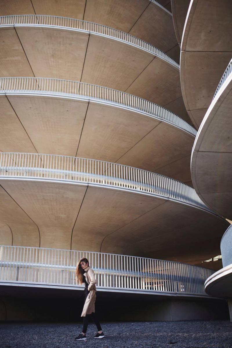 "GCCA ""Concrete in Life"" global photography competition - Urban Professional. wWINNER: Ekaterina Koryakova@katrintitoParking space near RAI, Amsterdam, NetherlandsCourtesy GCCA"
