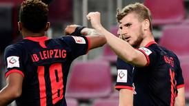 Timo Werner on target again as RB Leipzig revel in 'pressure' of top four race