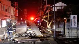 Japan hit by 7.1 magnitude earthquake off the coast of Fukushima prefecture