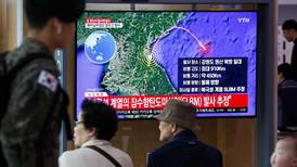 North Korea fires ballistic missile days before resuming US nuclear talks