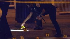 Washington shooting outside baseball game wounds three