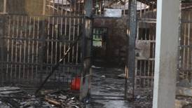 Fire at overcrowded Indonesian prison kills at least 41
