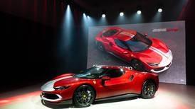 Ferrari profit beats analyst estimates as new chief executive set to join car maker