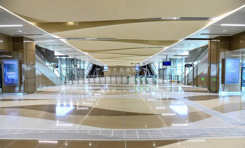Dubai's Roads and Transport Authority, RTA, is offering investment opportunities for renting retail outlets at the metro stations of Route 2020, namely Jebel Ali, The Gardens, Discovery Gardens, Al Furjan, Jumeirah Golf Estates, Dubai Investment Park and Expo 2020 stations. Wam