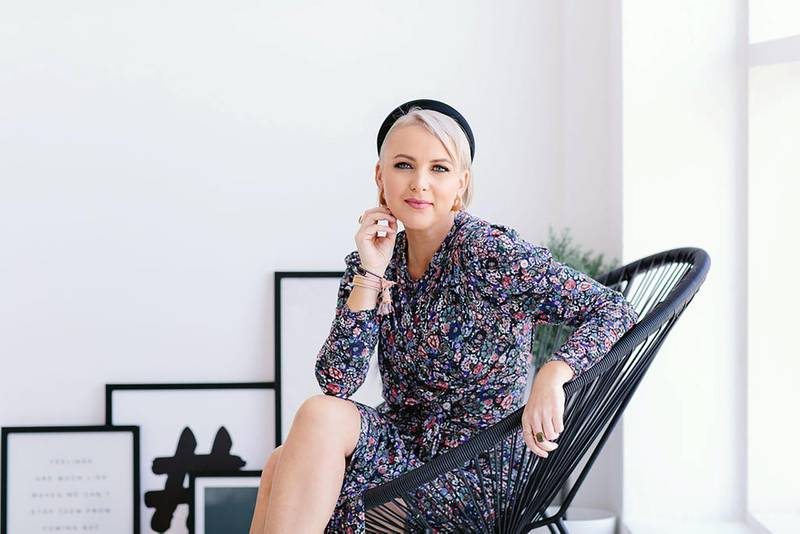 Kelly Lundberg is a Scottish-born former cabin crew member who swapped flying to become a fashion entrepreneur by creating personal styling service, Style Me Divine. courtesy of Kelly Lundberg