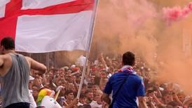 Uefa bans fans at next England home match over Wembley chaos