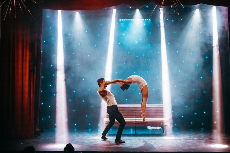 Billionaire Dubai theatre and dinner show features ranging from acrobatic displays to music and dance performances. Courtesy: Billionaire Dubai
