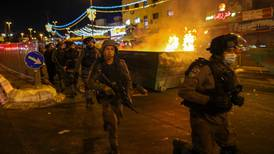 Tensions high in East Jerusalem after clashes