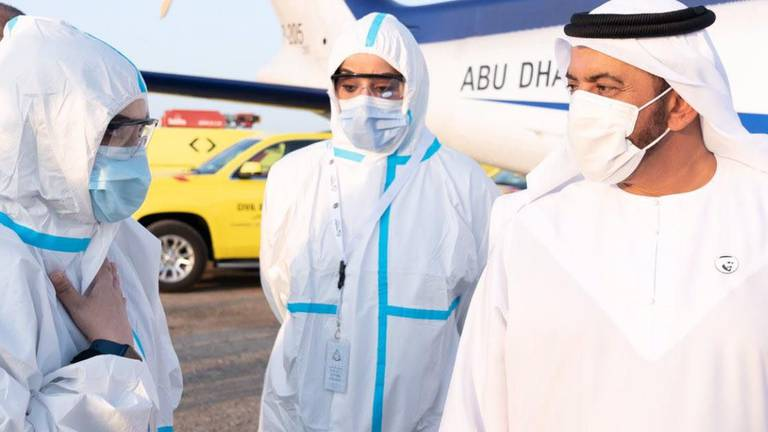 An image that illustrates this article UAE and international community begin two-day nuclear drill