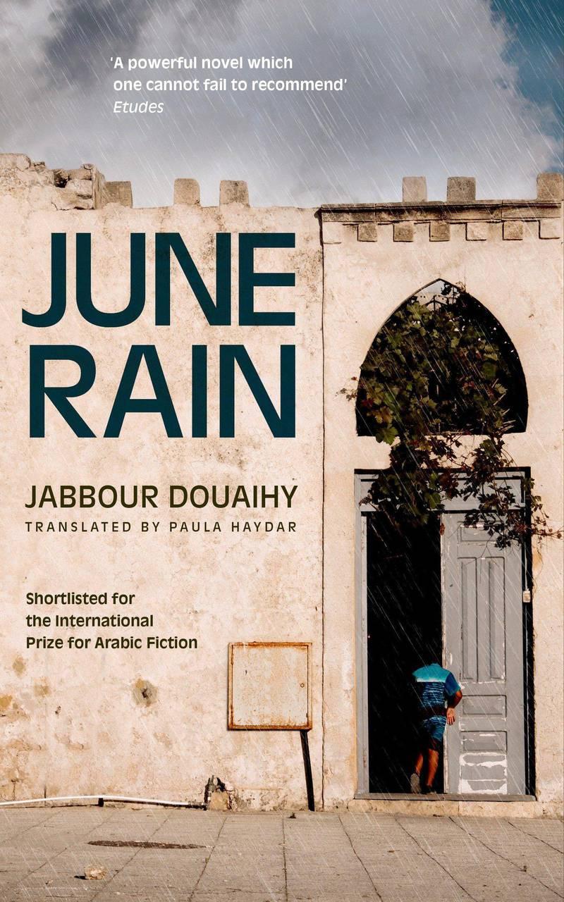 June Rain by Jabbour Douaihy (Lebanon)