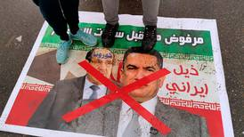 Political factions may block Iraq's Al Zurfi from forming government, officials say