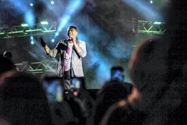 Busy weekend at Expo 2020 Dubai with Amr Diab concert a highlight