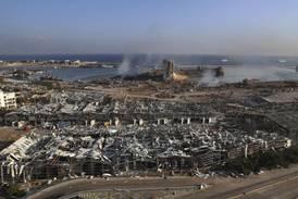 Lebanese man severely injured in Beirut port blast dies