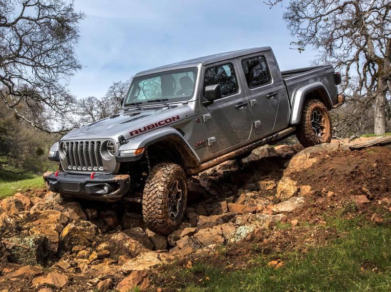 2021 Jeep® Gladiator Rubicon