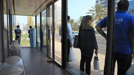 Abu Dhabi commuters renew complaints of broken AC in bus shelters