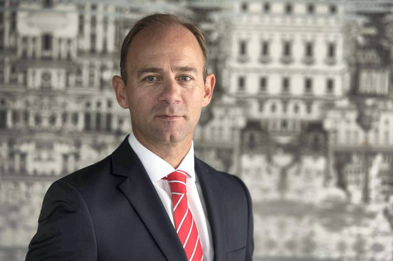 Mark Willis, CEO of Accor, Middle East and Africa. Courtesy Accor