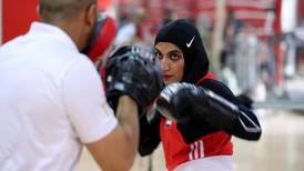 Meet the Emirati female boxers who pack an almighty punch