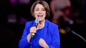 US election: Amy Klobuchar urges Joe Biden to pick non-white woman as running mate
