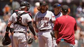 Arizona Diamondbacks fall again for MLB record 23rd straight away defeat