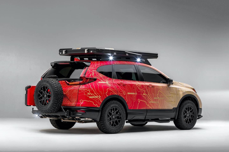 2020 Honda CR-V Dream Build by Jsport for 2019 SEMA Show