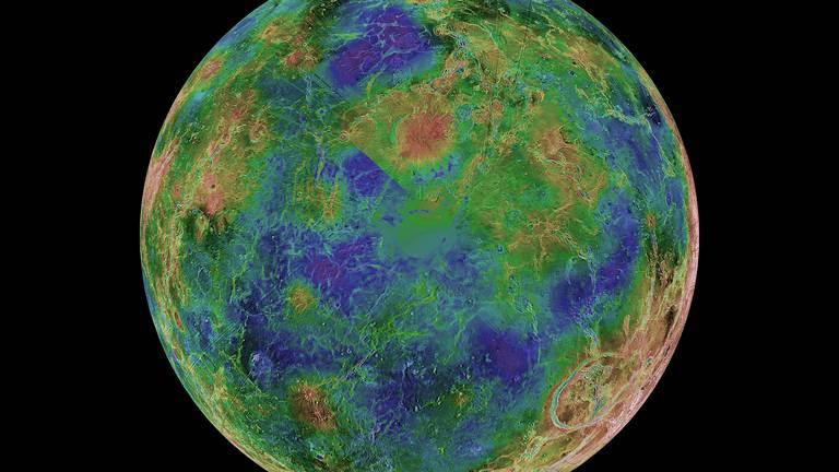 An image that illustrates this article UAE space programme plans Venus and asteroid belt mission